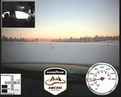 Тест зимних шин Goodyear дрифт задание на BMW 330i