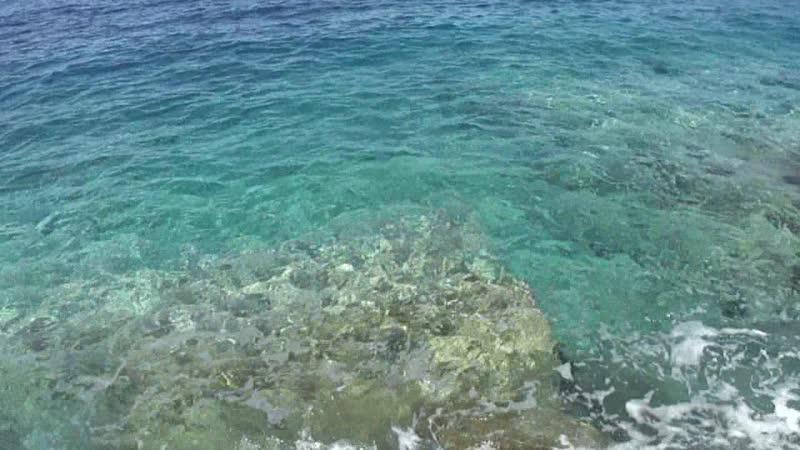 Скалистое побережье острова Закинф