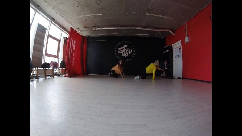 Jazz Funk Choreo by Golovanova Nasta
