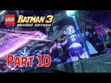 Mengajak Indigo Bergabung - Lego Batman 3 Beyond Gotham