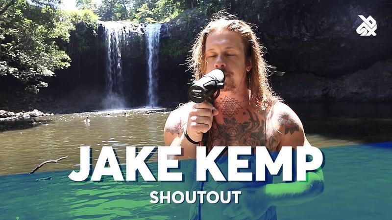 JAKE KEMP | Going Full Aussie