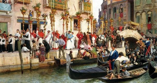 Ему рукоплескали Венеция и Рим, его акварельные картины восхищали мюнхенцев и парижан Алмаз его таланта, обнаруженный выдающимся педагогом Венской академии Леопольдом Купельвизером, позже был