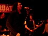 Stevie Salas, T.M. Stevens, Bernard Fowler &amp Dave Abbruzzese 27.2.2010 Garbaty im Exil BerlinPankow