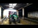 Deutz Fahr Agrolux 4.80 на ферме