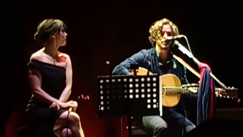 Jack Savoretti and Imelda May~ Always On My Mind ~ Acoustic Nights ~ Genoa