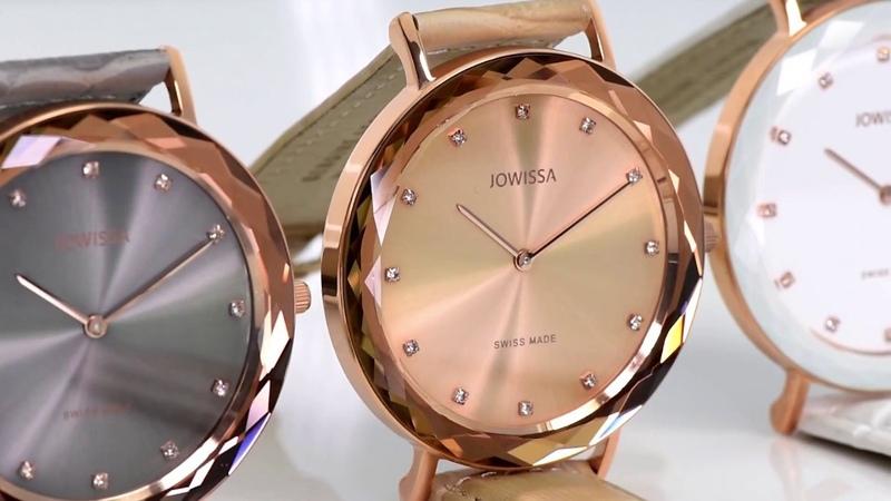 JOWISSA Aura Ladies Watches Facet