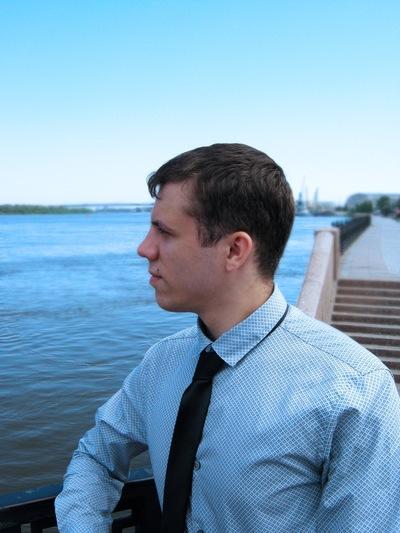 Владимир Канавин, 24 декабря 1991, Астрахань, id5840301