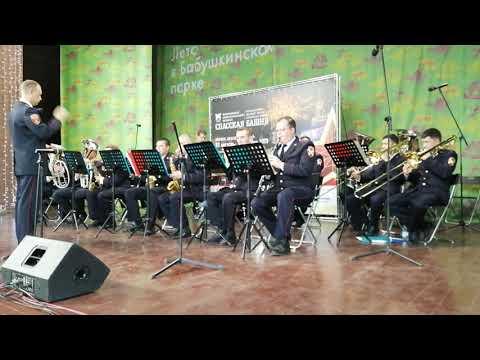 Сводный оркестр национальной гвардии РФ О Газманов Моя Москва 20 07 19 спасскаябашня2019