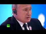 Путин заявил, что человек смотревший вечерами