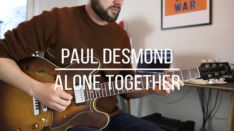 Paul Desmond 'Alone Together' Solo Transcription