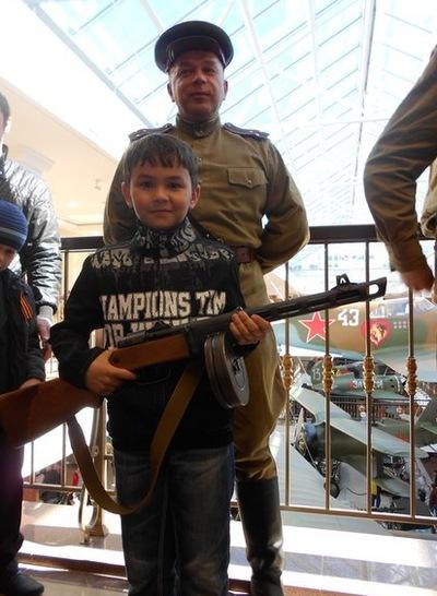 Рустем Ахмадеев, 24 ноября 1999, Екатеринбург, id223851381