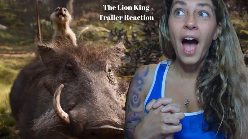 The Lion King Official Trailer Reaction and Review