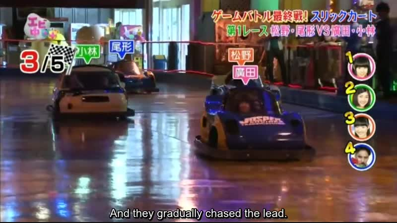 Shiritsu Ebisu Chuugaku. EbichuTasuTasu 08 04/06/2015 (with English Subtitles)
