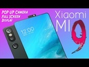 Xiaomi MI 9 Concept Introduction with 5G Network and Dual Pop UP Camera