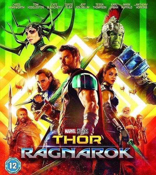Тор: Рагнарёк (2017)