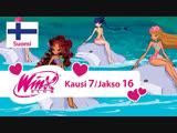 Winx-klubi: Kausi 7, Jakso 16 - «Paluu Paratiisilahdelle» (Suomi)