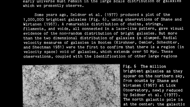 Dark Matter in the Universe. Vera C. Rubin. 1988 Julie Tremble