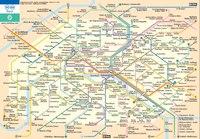 Особенности парижского метро.