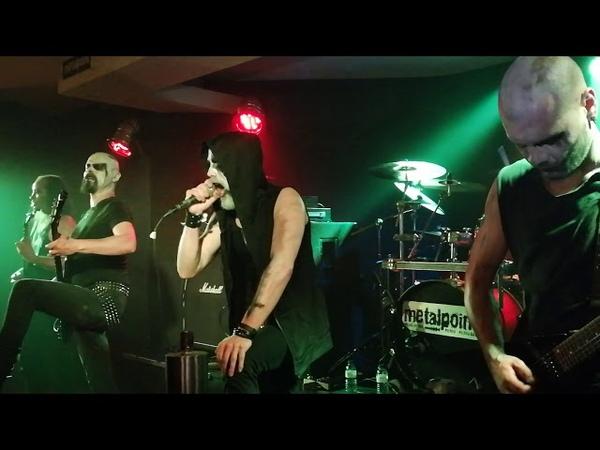 Sonneillon BM - Satan's Fields (Porto Black Metal) 30.05.2018
