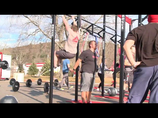 Reebok CrossFit: What's inside the Red Box?
