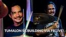 Miyembro ng bandang Razorback Brian Velasco TUMALON sa BUILDING via FB Live Stream! PATAY!