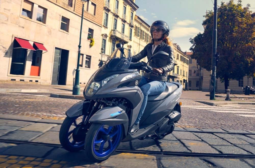 Yamaha Tricity 155 2020 для азиатского рынка
