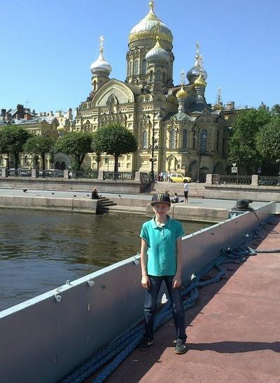 Антон Ложкин, 26 октября 1999, Санкт-Петербург, id182229704
