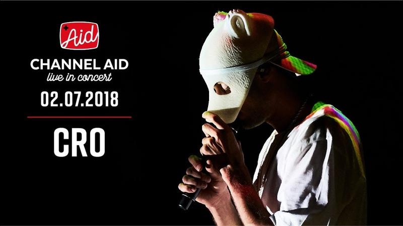 CRO - Easy (live aus der Elbphilharmonie Hamburg) CALIC2018