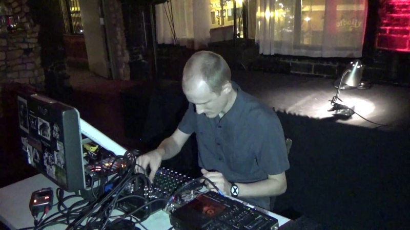 Kjostad live at the Loring MPLS MN 2018