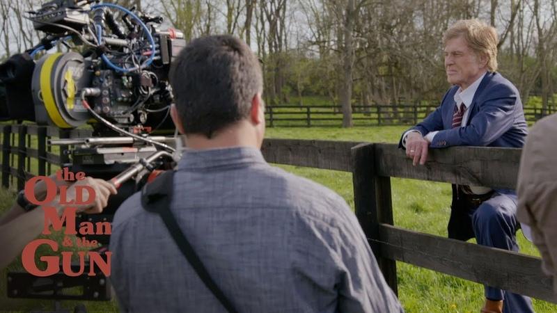THE OLD MAN THE GUN | David Lowery on Filmmaking