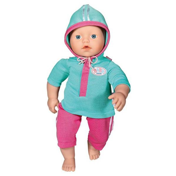 коляска для кукол zapf creation baby born