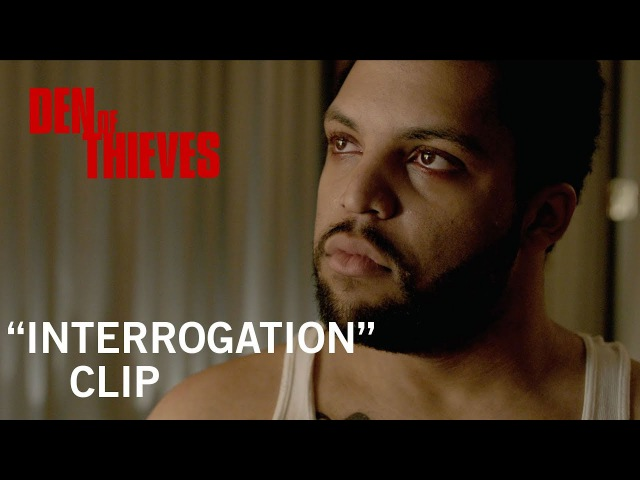 Den of Thieves   Interrogation Clip   In Theaters January 19, 2018