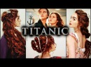 Rose from Titanic Hairstyles Elegant Curls Updo's