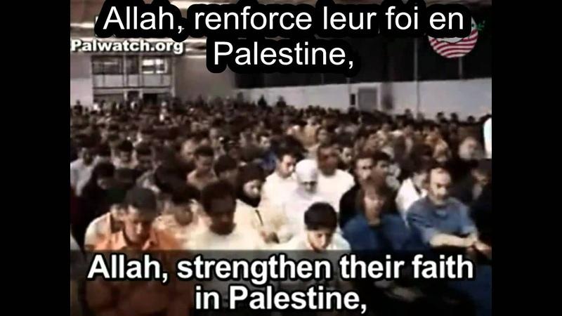 TARIQ RAMADAN prie pour la mort des juifs et des chretiens