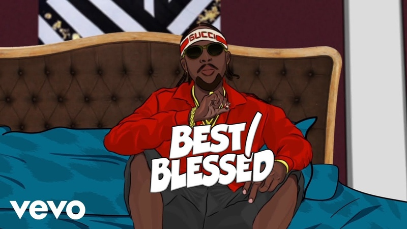 Popcaan - BestBlessed (Lyric Video)