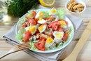 Легкие салатики на весну и лето