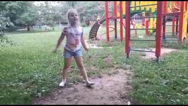 Моя маленькая Богиня танцует)****