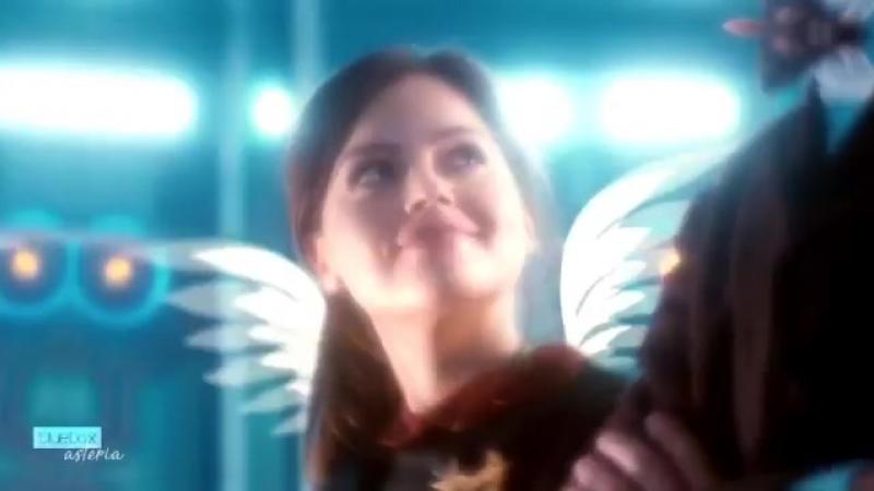Amy pond x 11 doctor x clara oswald