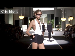 Model Talks - Anna Selezneva, Top Model - Exclusive Interview - Spring 2011 Milan | FashionTV - FTV