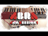 A B R A / Jam Session 1 - Korg Volca Sample & Nord Electro 6D