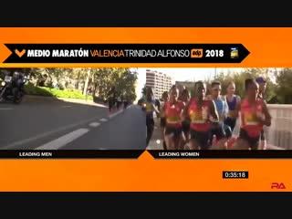 Medio maraton valencia trinidad alfonso (полная версия)
