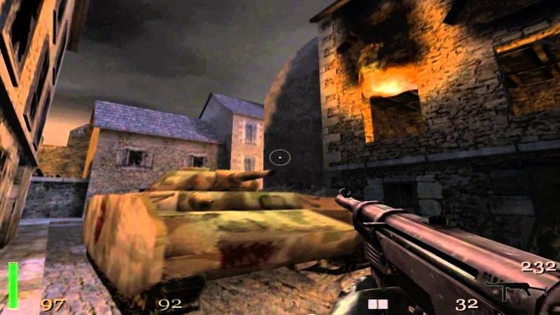 Return To Castle Wolfenstein Walkthrough Part 13 Kugelstadt HD All Secrets