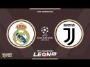Реал Мадрид - Ювентус  Лига Чемпионов  Полуфинал  Первый матч (06.05.2003)