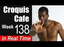 Croquis Cafe: Figure Drawing Resource No. 138