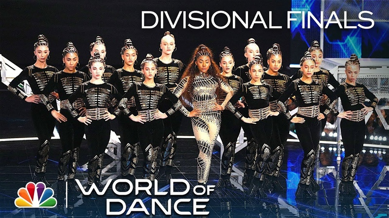 Dancetown Divas Inspire with Run the World (Girls) - World of Dance 2019 (Full Performance)
