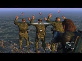 Metal Gear Solid V : GZ / Spin fun