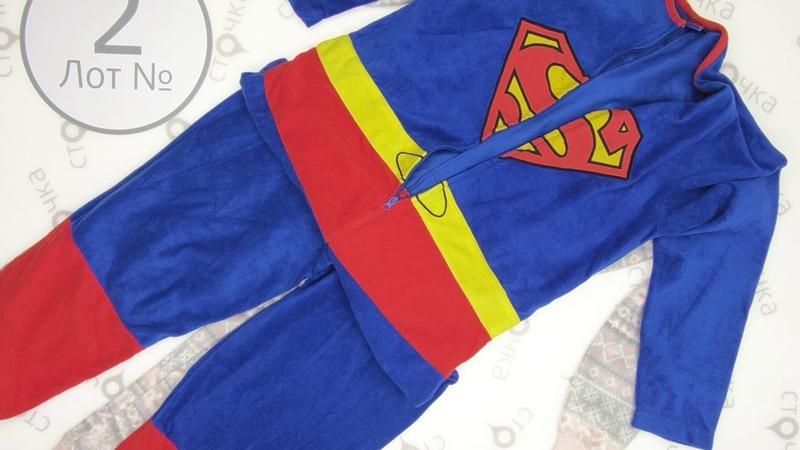 Pyjamas mix*2,секонд хенд одежда оптом