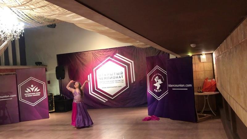 Pearlsekb Renata Hatmullina Oriental IDance Union Championship 27 1 19