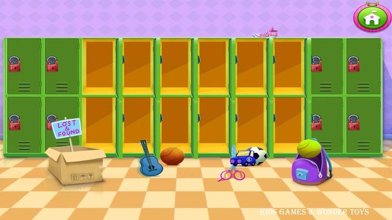 Rock the School-Cool Creative Activities Game | super cool school rooms | real-life nurse tools 3