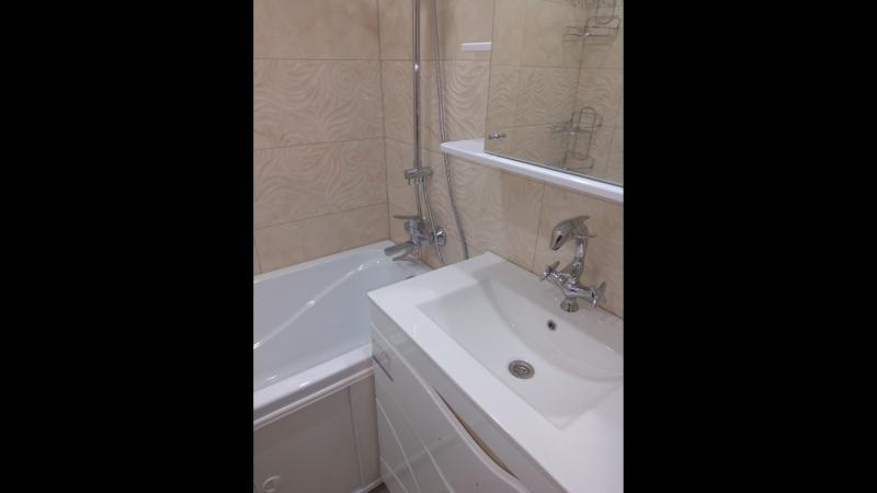 Ремонт ванной Мурманск .Плитка Керама Мараци Вирджилиано.209-400